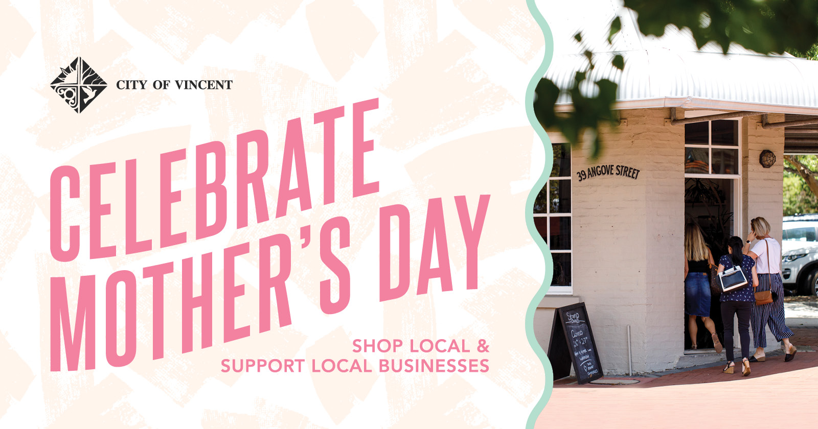Shop local in Vincent this Mother's Day