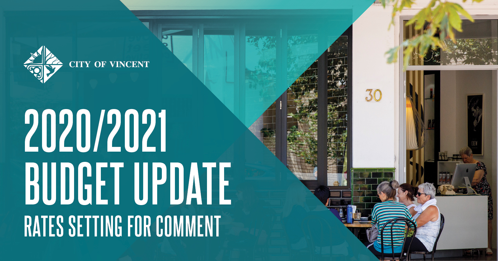 2020/21 Budget Update - Rates setting for comment