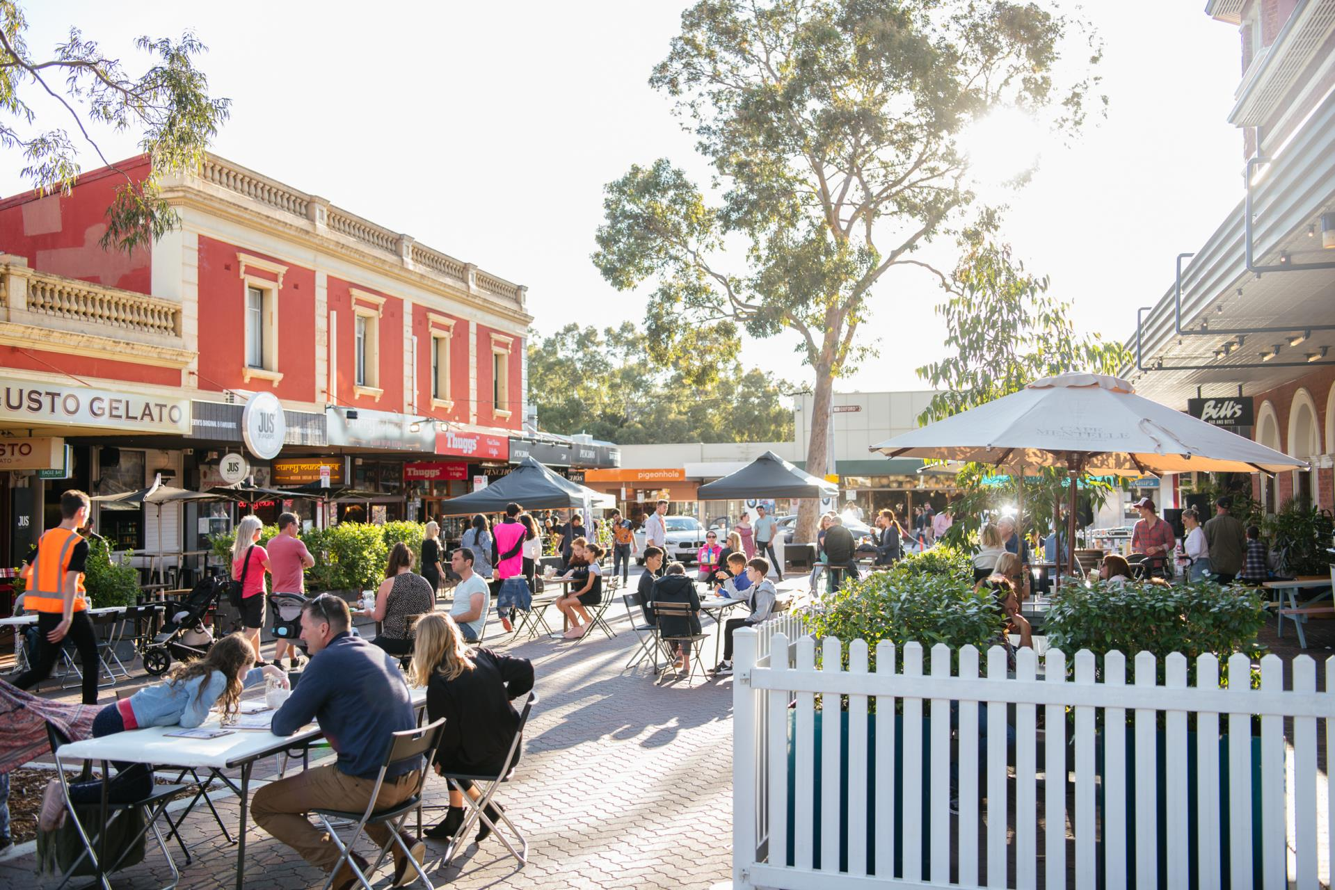 Vincent's health kick to include smoke-free town centres