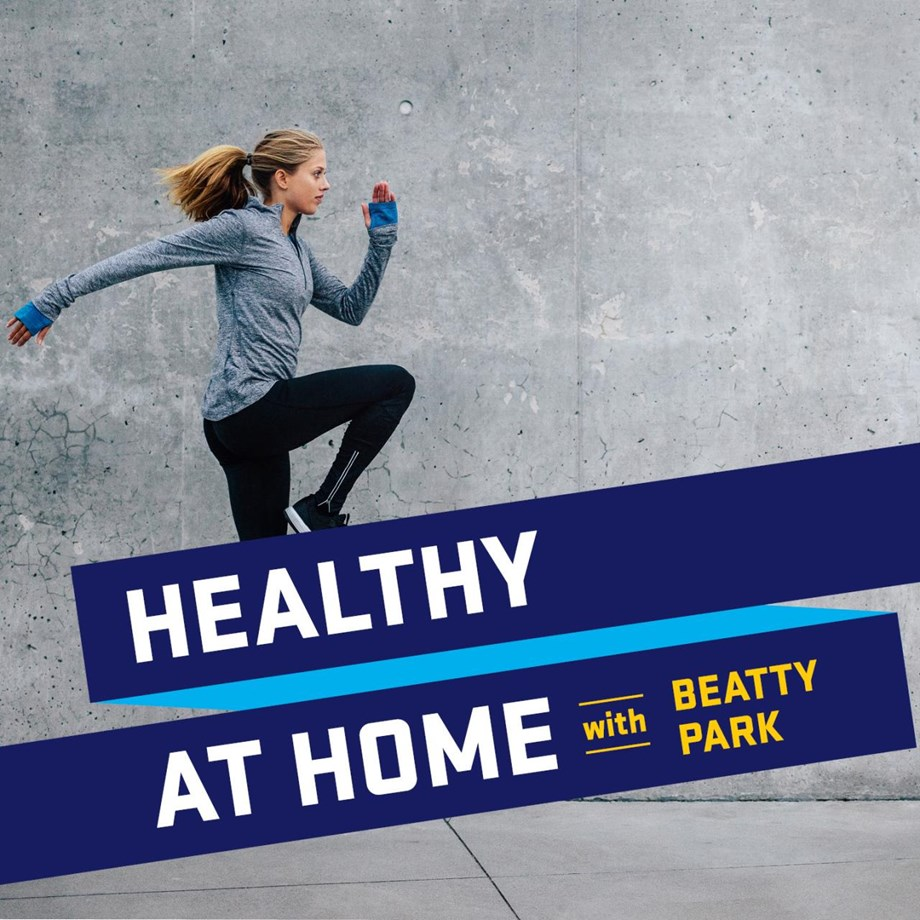 Our City - Healthy at Home with Beatty Park